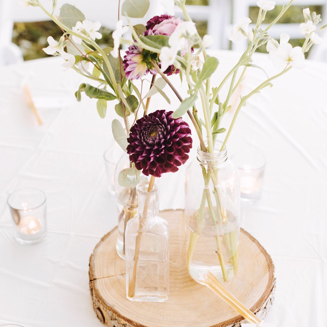 Natural Wedding Decoration