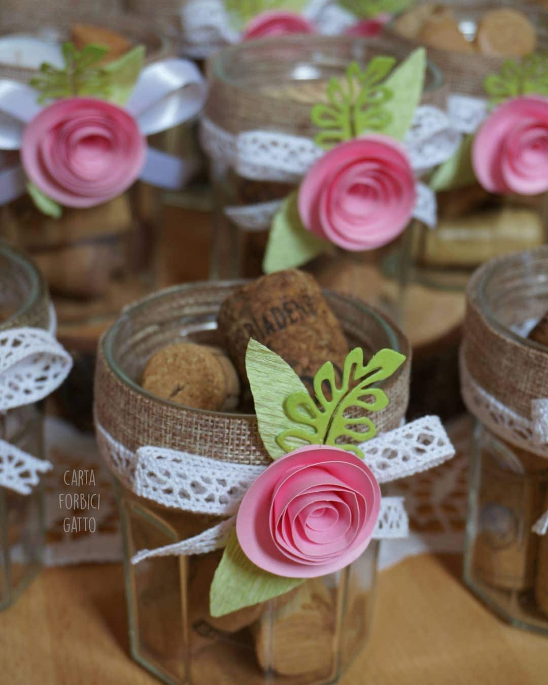 Decorate Mason Jars