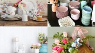 20 Shabby Chic Kitchen Décor Ideas