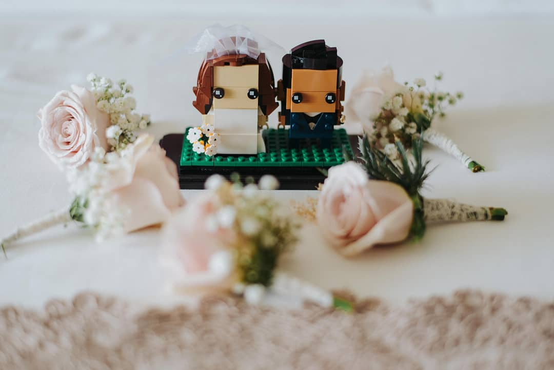 Cute Lego Centerpiece