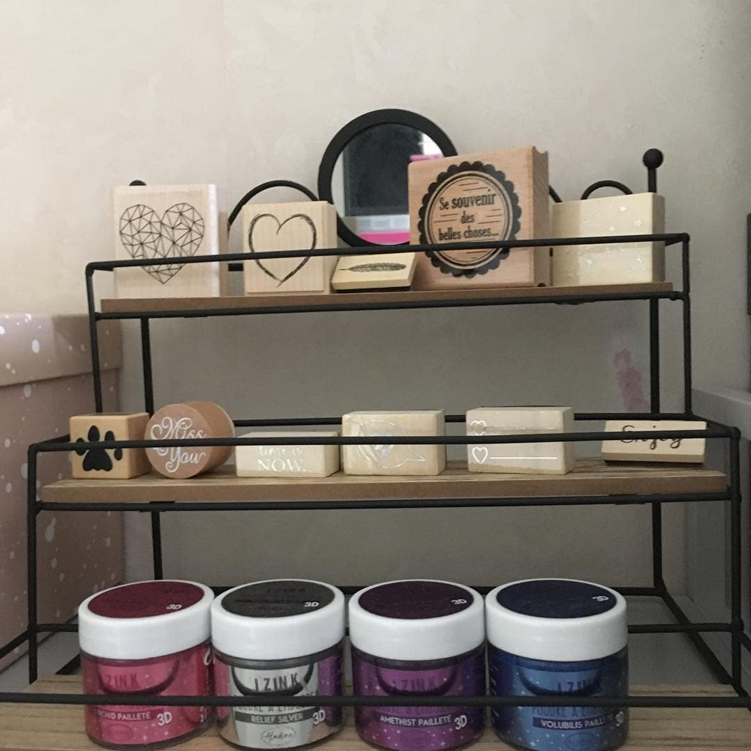 Table Top Storage Shelves