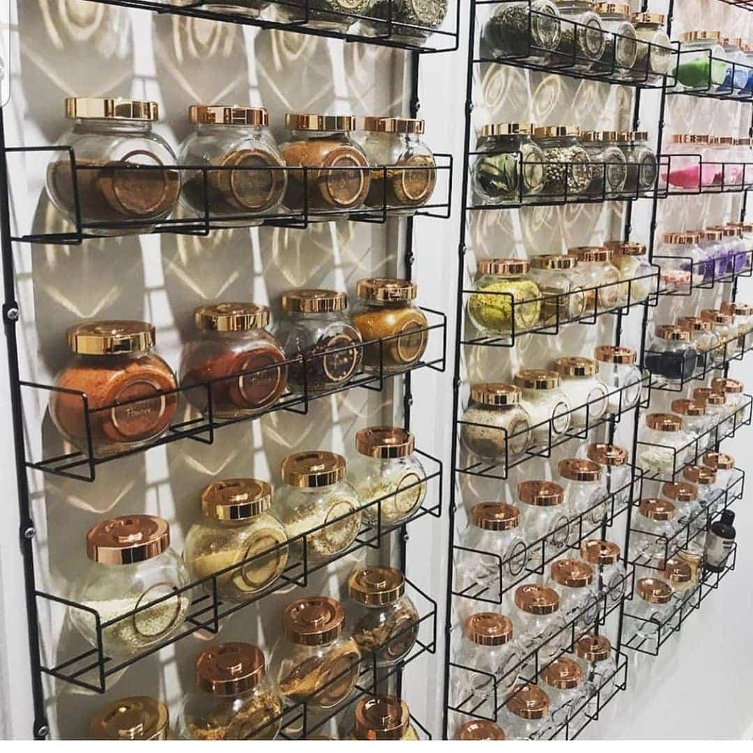 Closet Organizer with Shelves