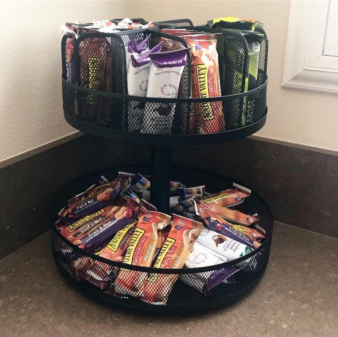 2-tier Snack Organizer