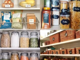 20 Clever Pantry Organization Ideas