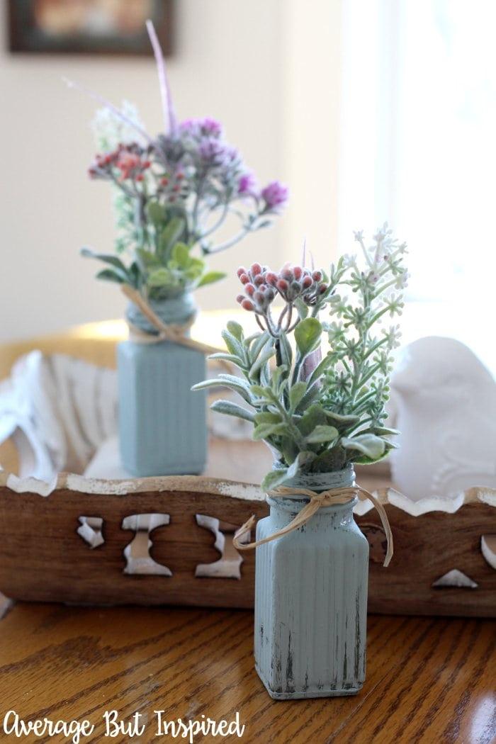 Mini Floral Arrangements