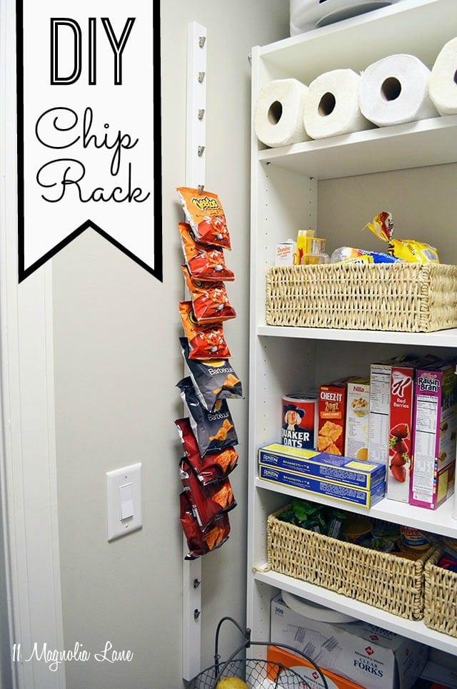 Chip Rack