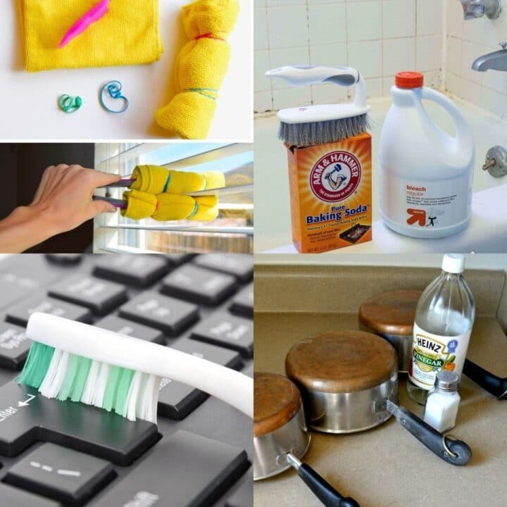 15 Lazy Girl Cleaning Hacks You Need