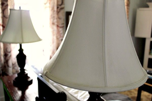 lampshade lint
