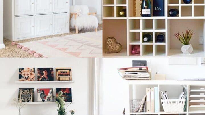20 IKEA KALLAX Hacks Your Home Needs