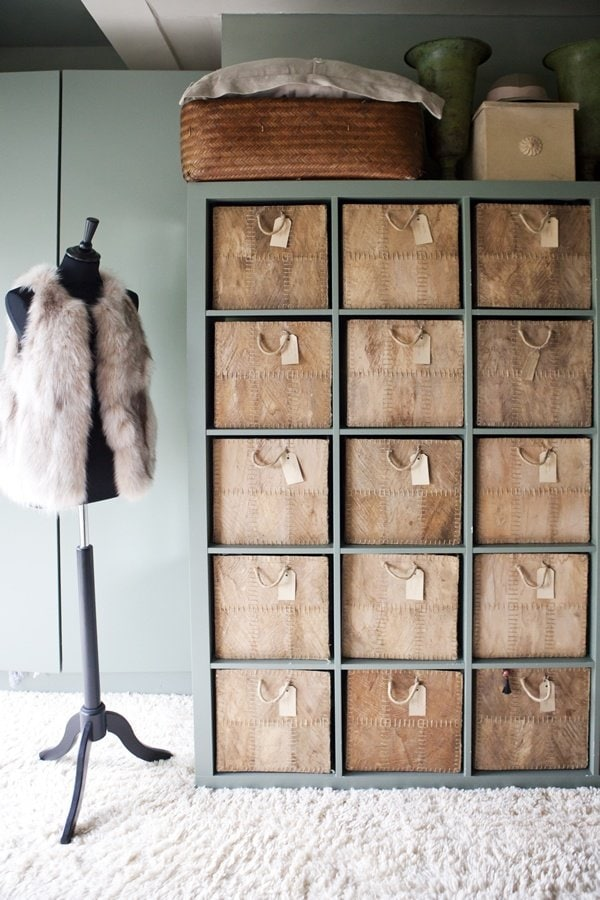 Rustic Wardrobe Unit