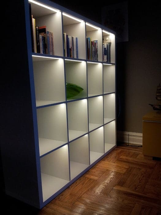 LED KALLAX Shelf