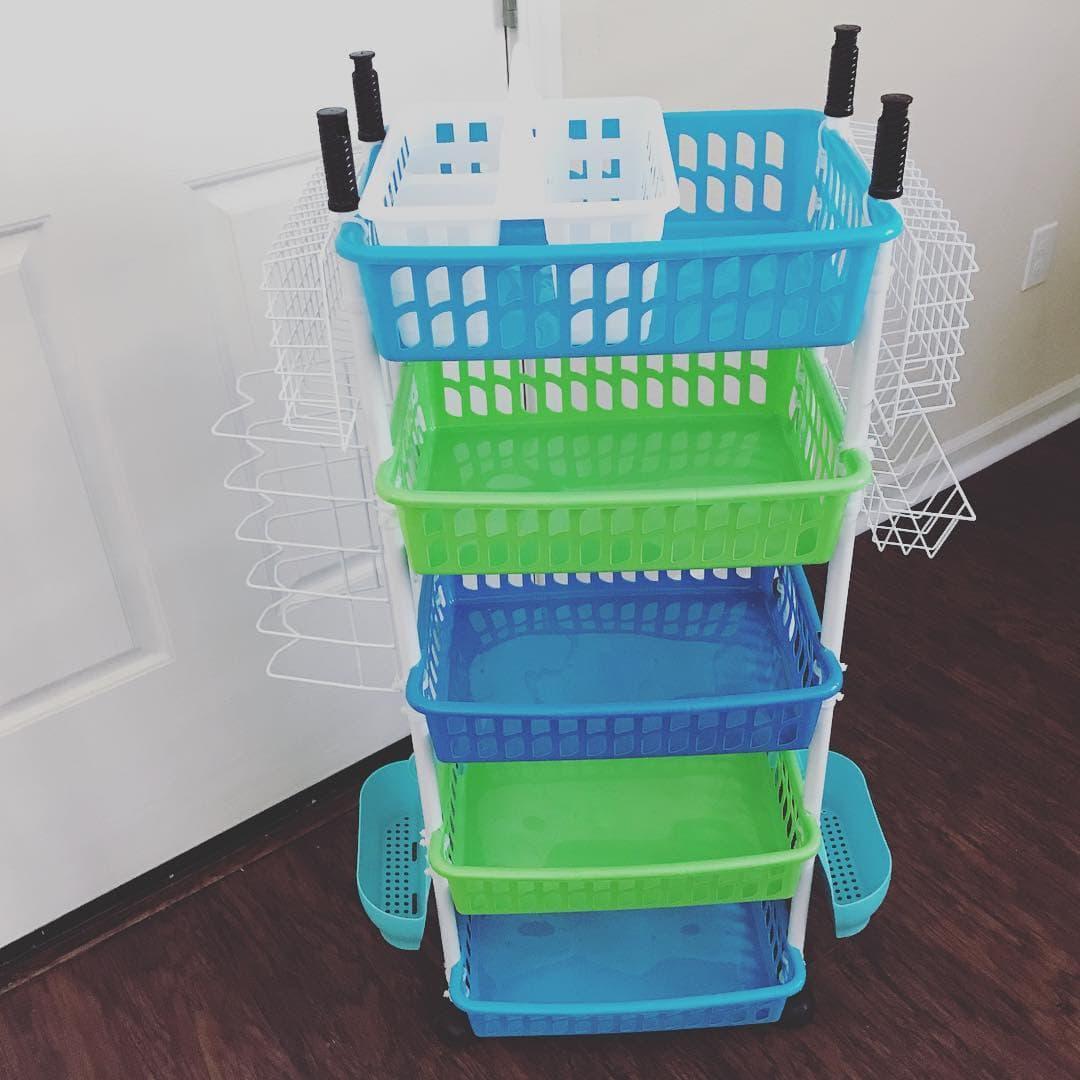 DIY Storage Caddy