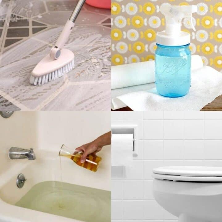 15 Bizarre Bathroom Cleaning Tips