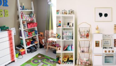 organize children toys
