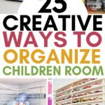 children room organization