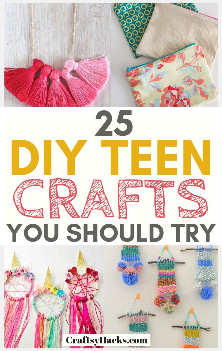 diys and crafts for teens