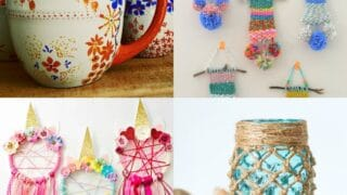 40 Super Cute DIY Crafts for Teen Girls