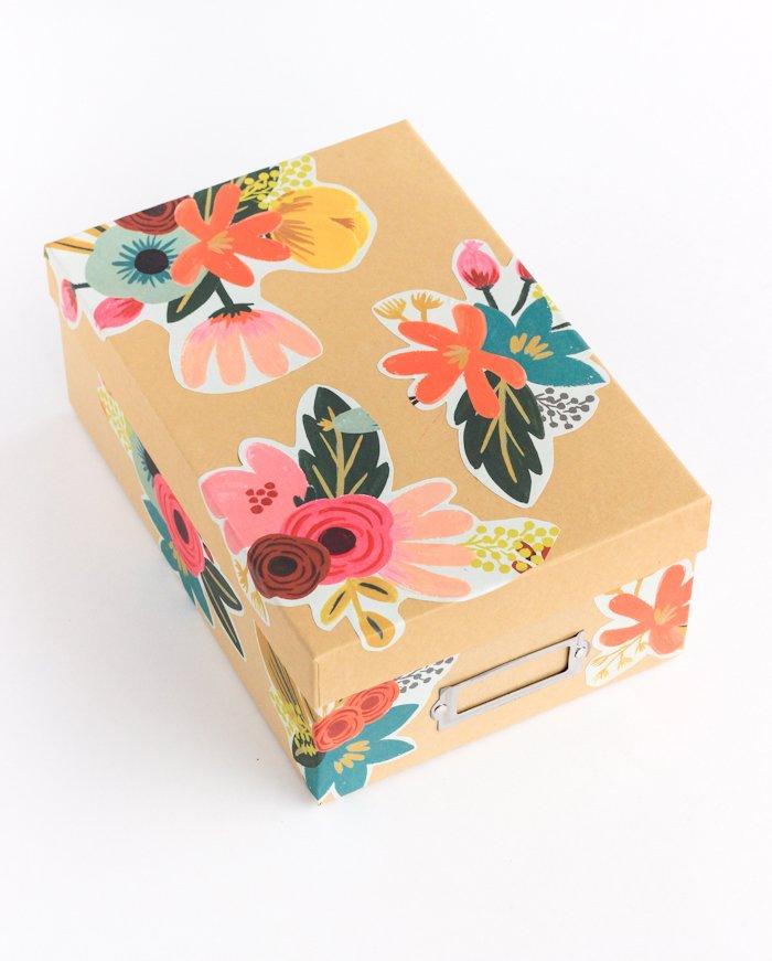 DIY Storage Box