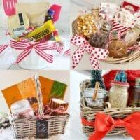 20 DIY Christmas Gift Basket Ideas
