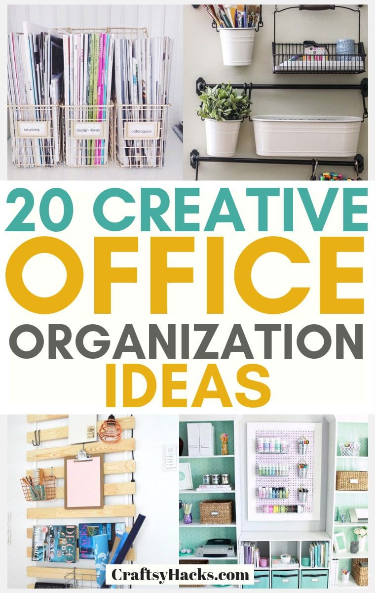 organize office
