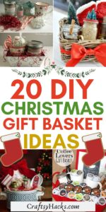 20 Diy Christmas Gift Baskets For Your Loved Ones Craftsy