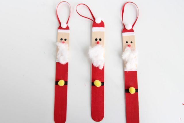 Santa Sticks