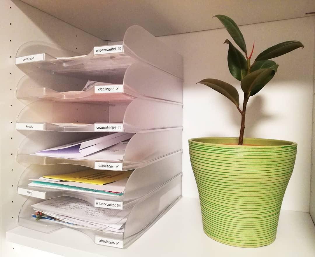 Paper Tray Organizer
