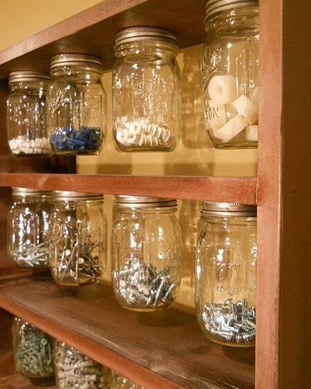 Organize Screws