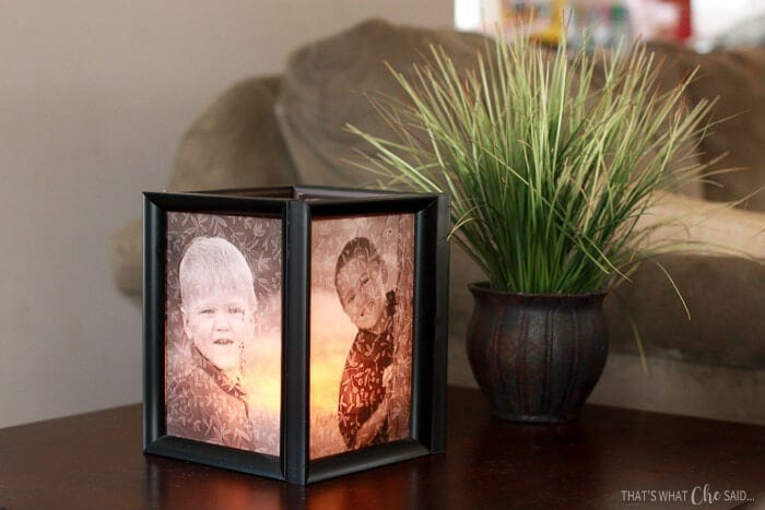 picture frame luminaire