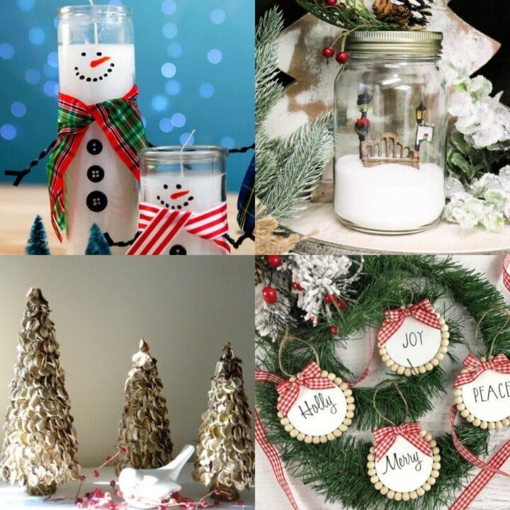 15 Beautiful Dollar Tree Christmas Decorations