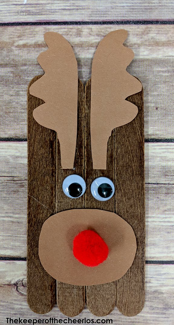 Popsicle Christmas Characters