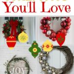 20 creative christmas wreaths youll love