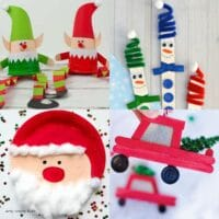24 Fun Christmas Crafts for Kids