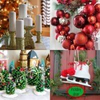 25 Beautiful DIY Christmas Decorations