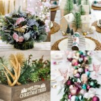 25 Festive Christmas Centerpiece Ideas