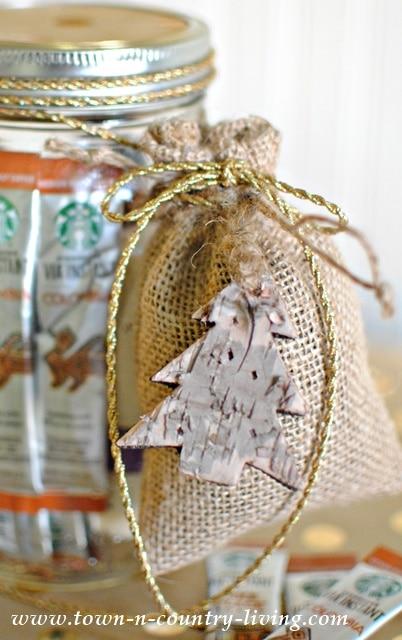 coffee jar gift