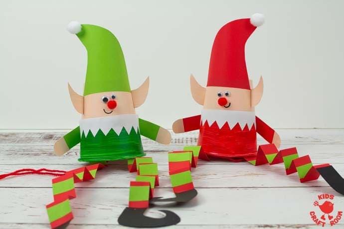Elf Puppets