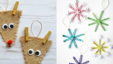 diy christmas crafts for kids