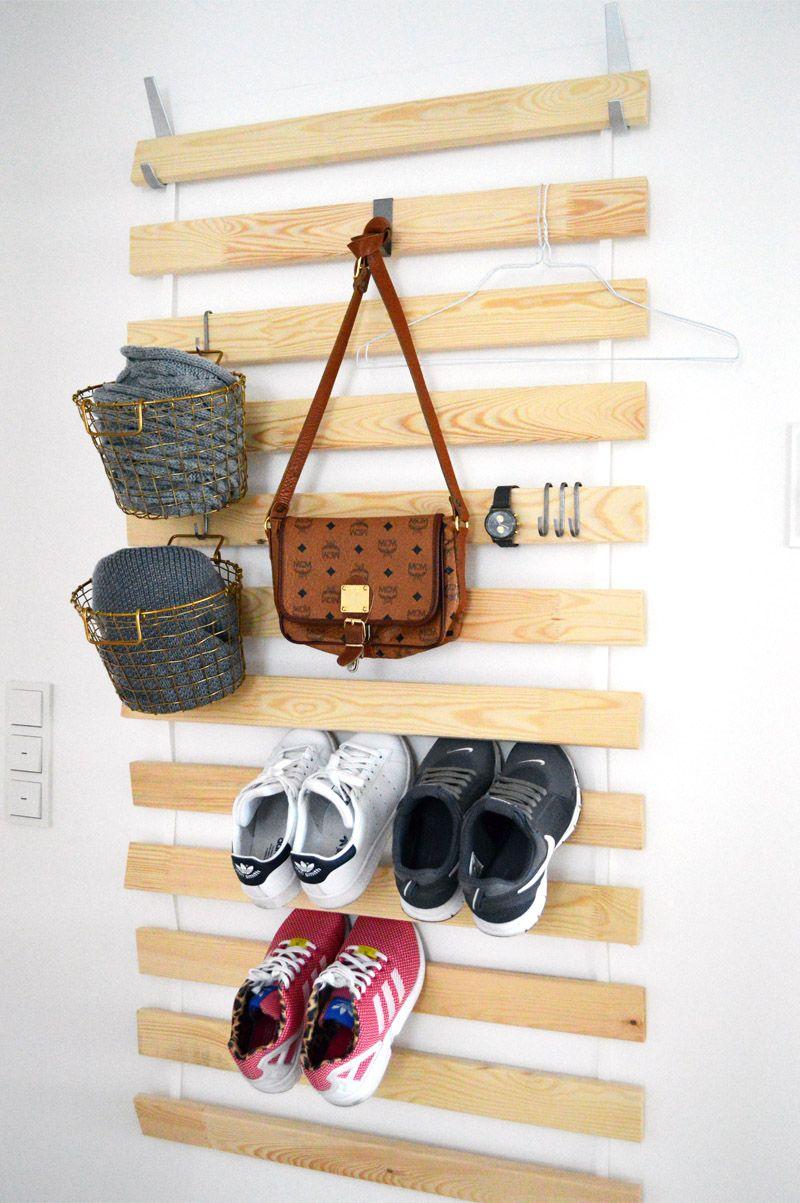 Bed Slat Wall Hanger