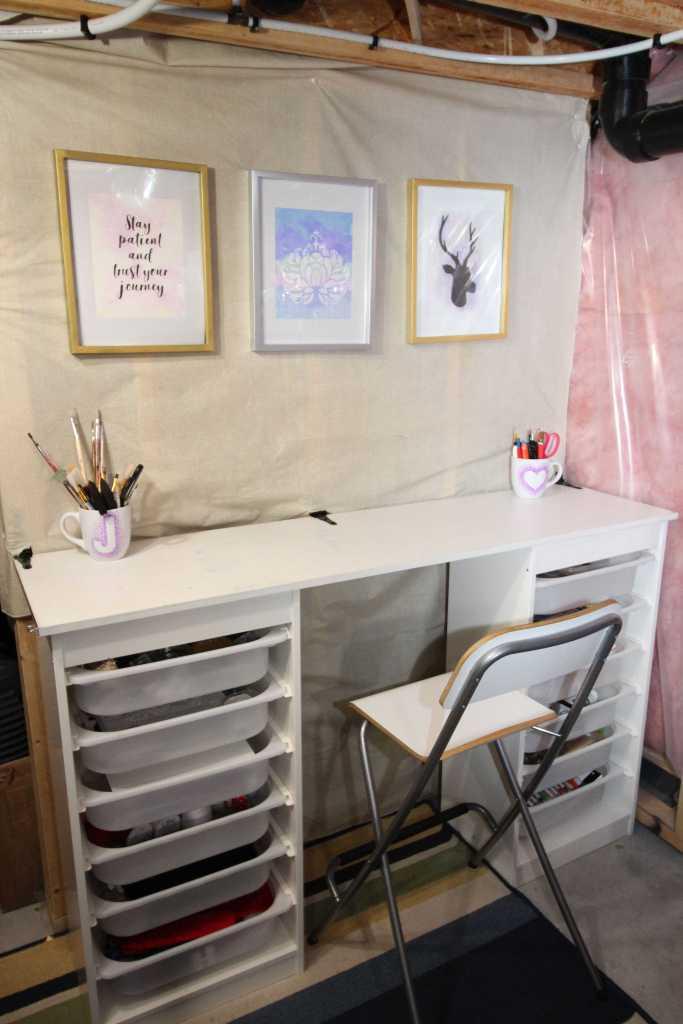 Ikea Craft Table