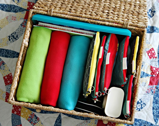 On-the-Go Travel Pouches