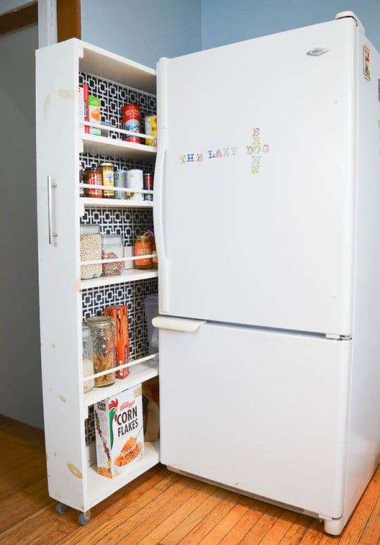 Pop-Out Pantry
