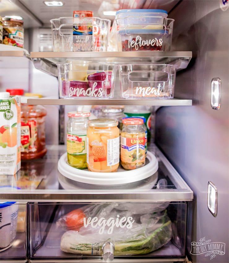 fridge turntable
