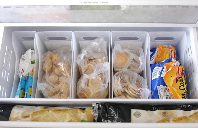 Freezer Filing