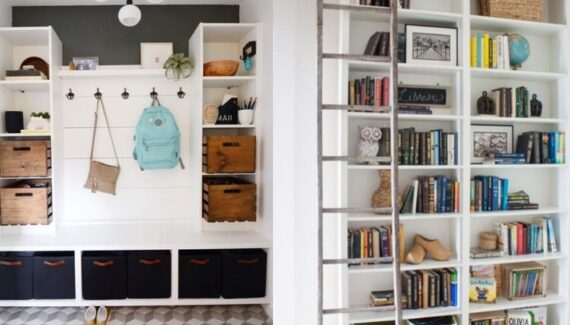 billy bookcase hacks