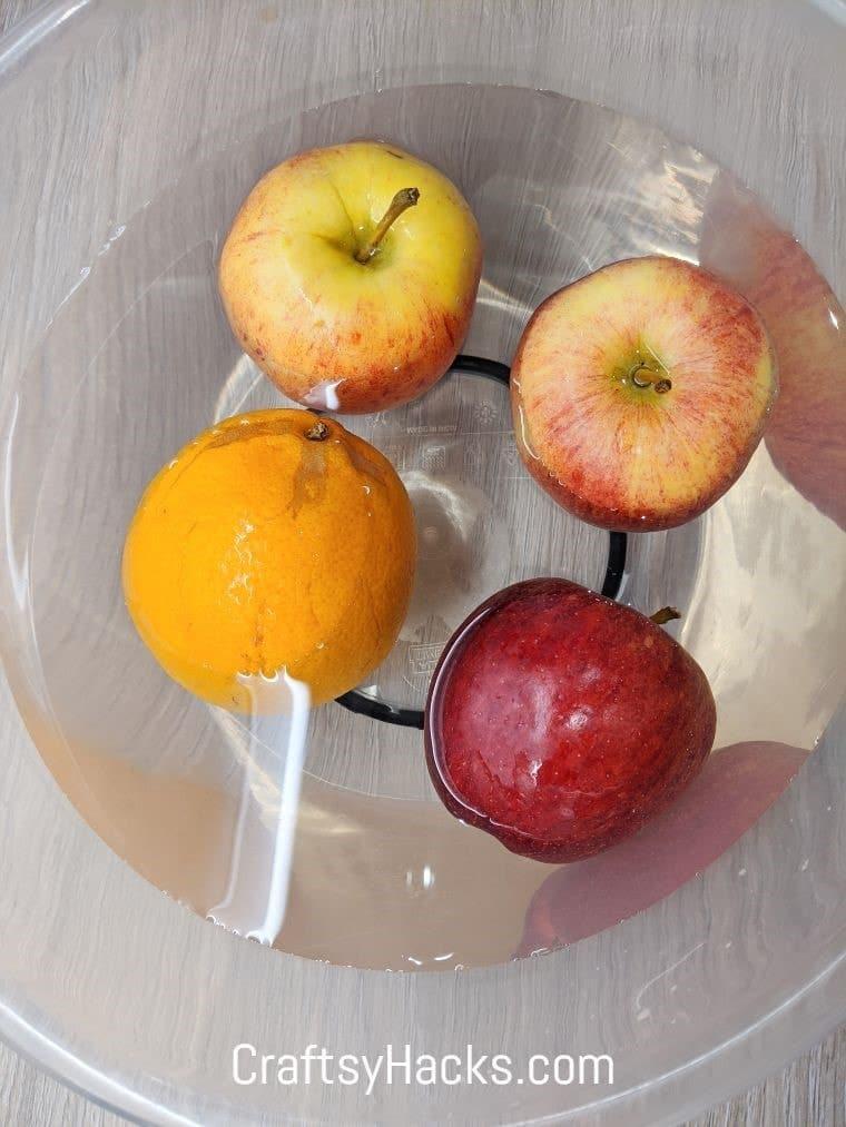 fruit cleaner