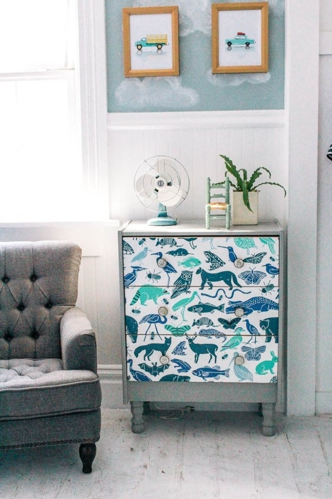 Personalize Your Dresser DIY