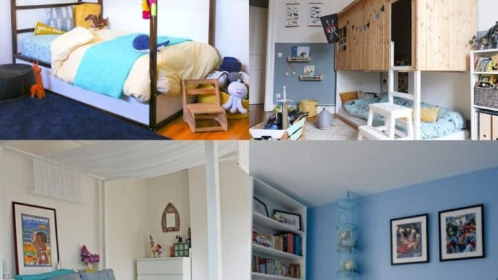 20 Beautiful IKEA Bed Hacks For Bedroom