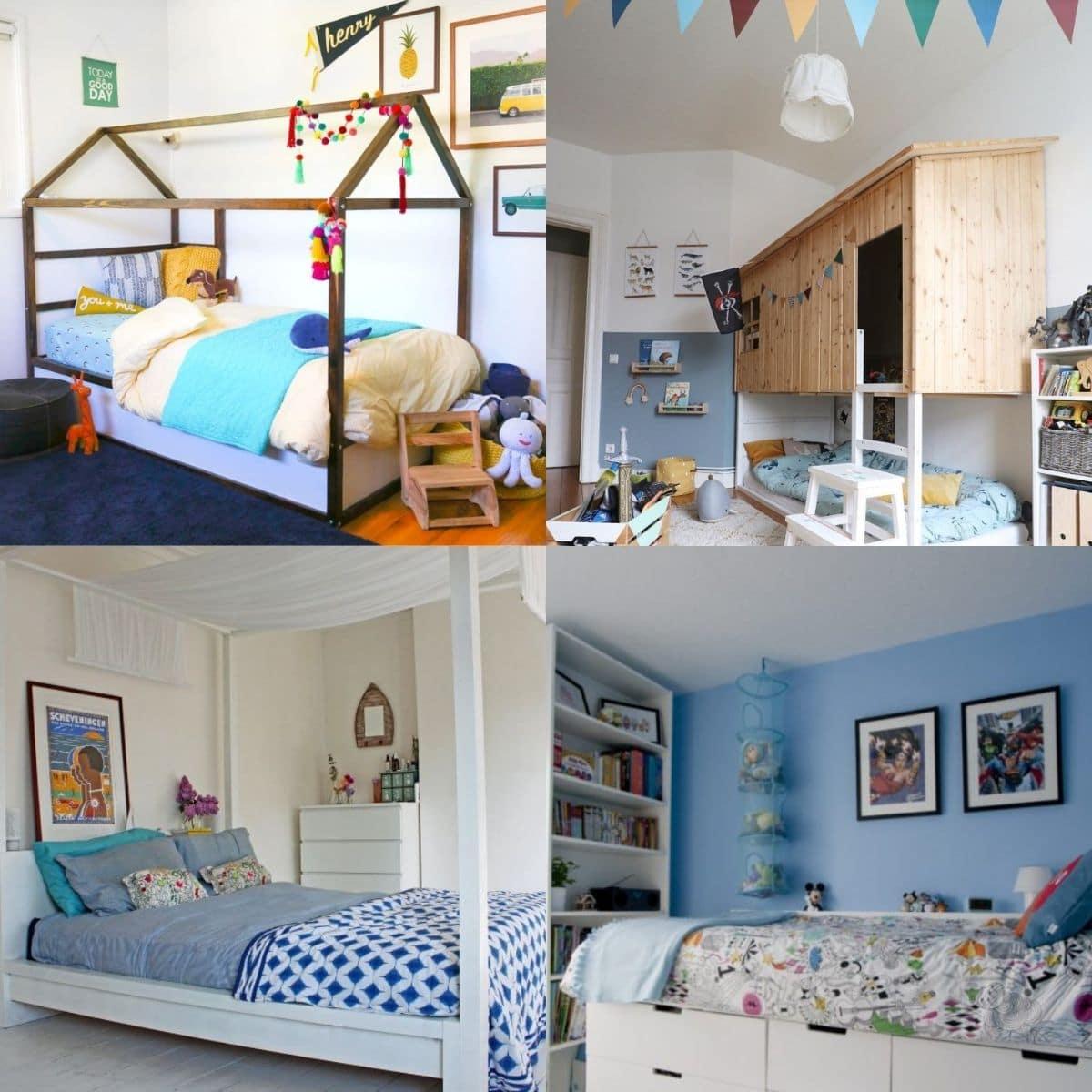 20 Beautiful Ikea Bed Hacks For Bedroom Craftsy