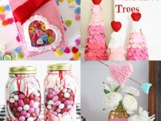 20 DIaY Valentine's Day Crafts